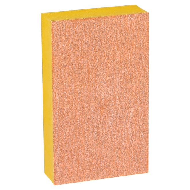 """Premium"" Finish Sanding Sponge - 120 Grit - 3"" x 5"""