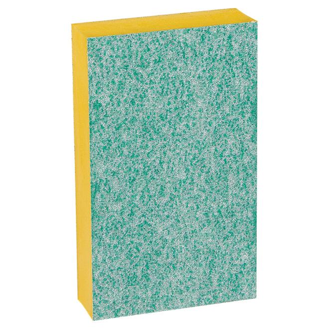 """Premium"" Sanding Sponge - 100 Grit - 3"" x 5"""