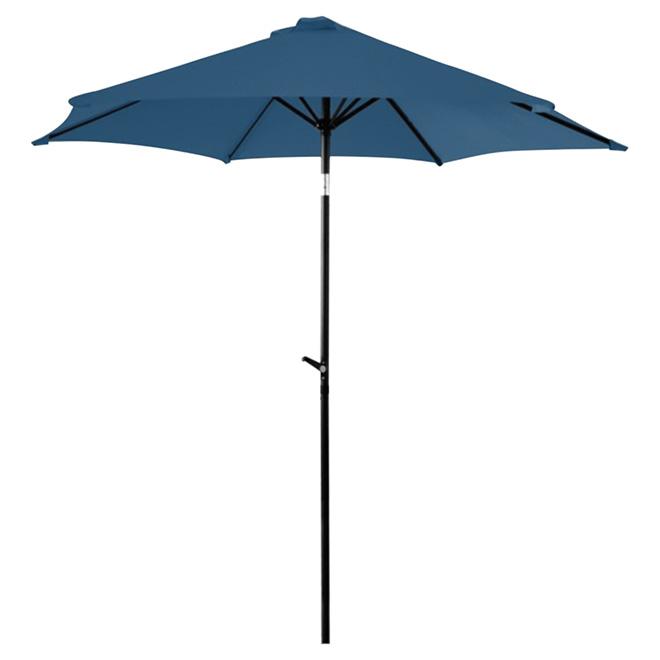 Tilting Patio Umbrella - 8.8' - Navy
