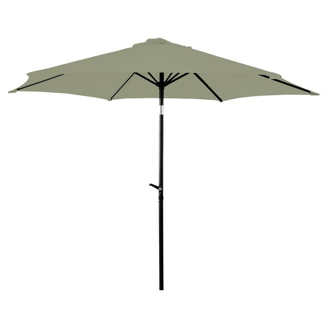 Tilting Patio Umbrella   8.8u0027   Taupe