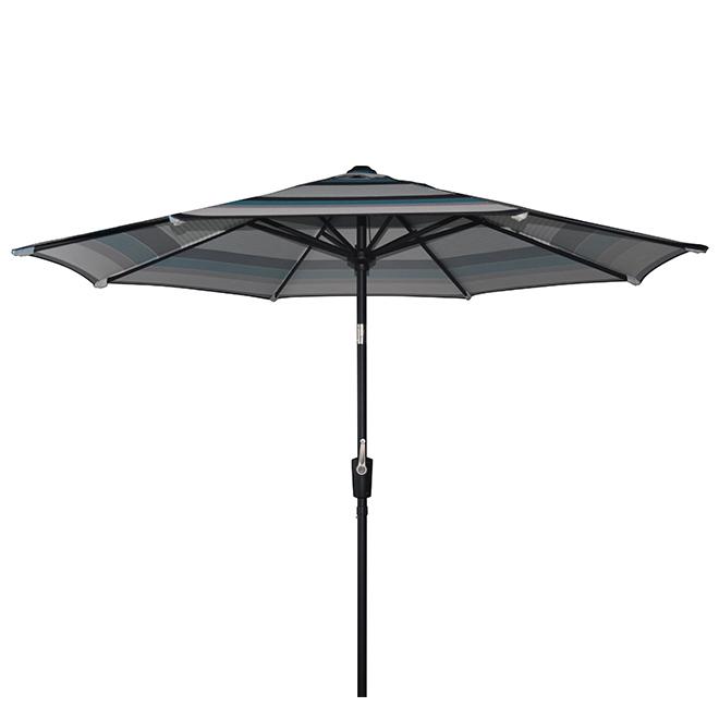 Parasol en acier, 7,5', City Oasis