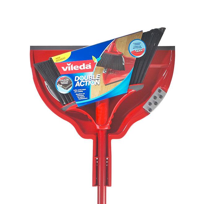 """Dual Action """"Vileda"""" Broom"""