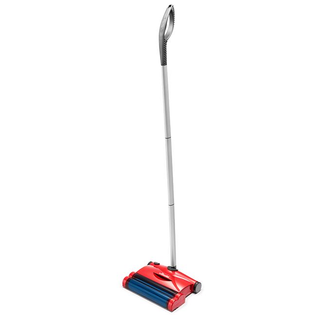"""Balai électrique Handy Sweep de Vileda, 10,5"""", rouge"""
