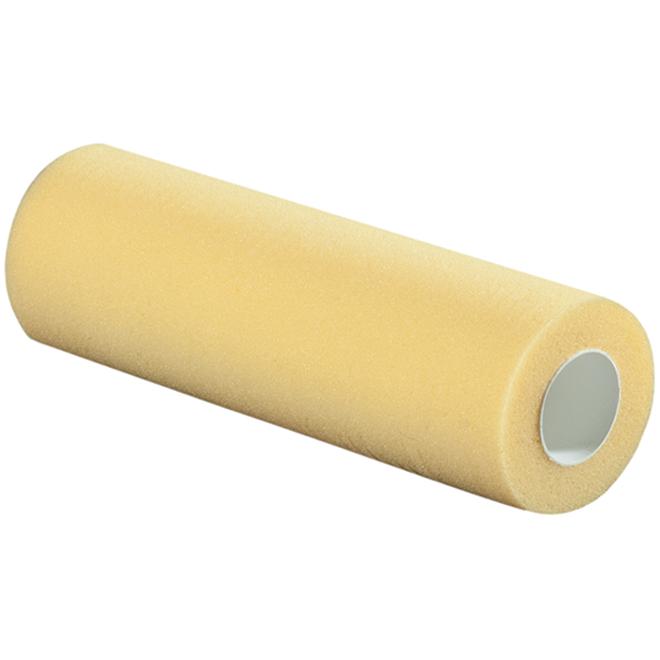 Manchon de rechange en mousse Techniseal, pour ciment et maçonnerie, ruban barricade inclus, 9 1/2 po l.