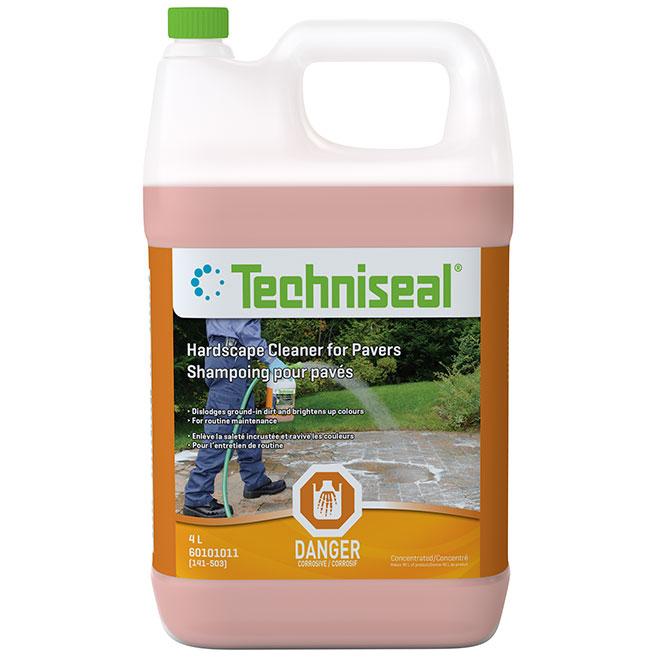 Hardscape Cleaner For Pavers - 3.73 L - Orange