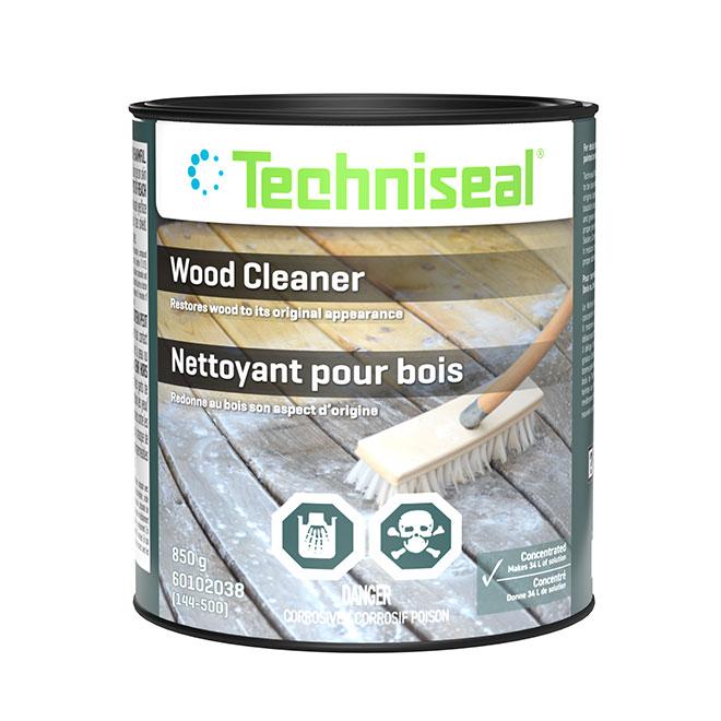 Techniseal Wood Cleaner 144 500 R 233 No D 233 P 244 T