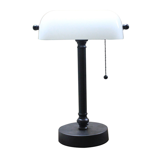 Table Lamp - Ajustable - 16'' - Bronze
