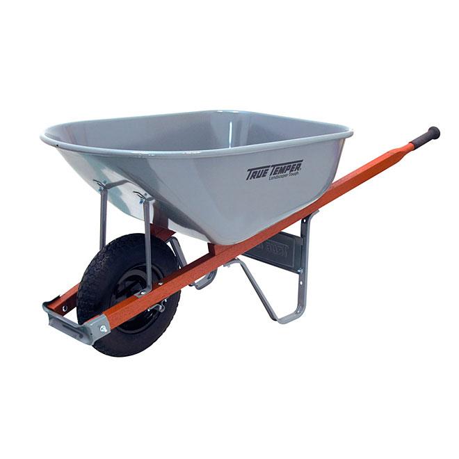 Contractor Wheelbarrow - 6 cu.ft