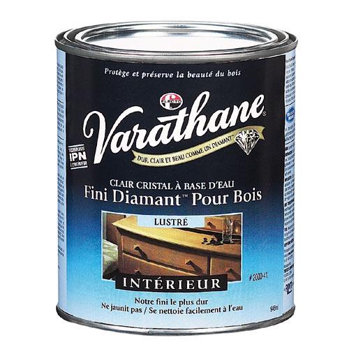 Teinture à plancher Varathane, Diamant, 946 ml, clair lustré