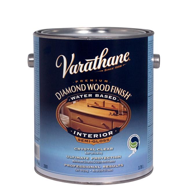 """""""Elite"""" Wood Varnish - 3.78 L"""