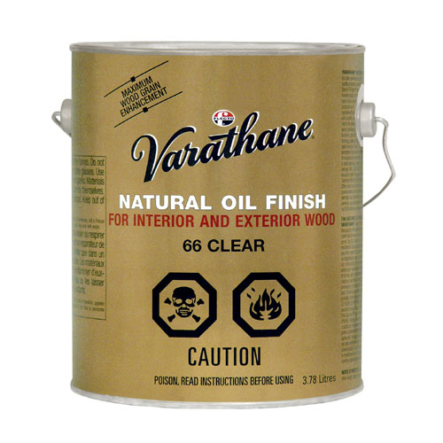 Natural Oil Finish
