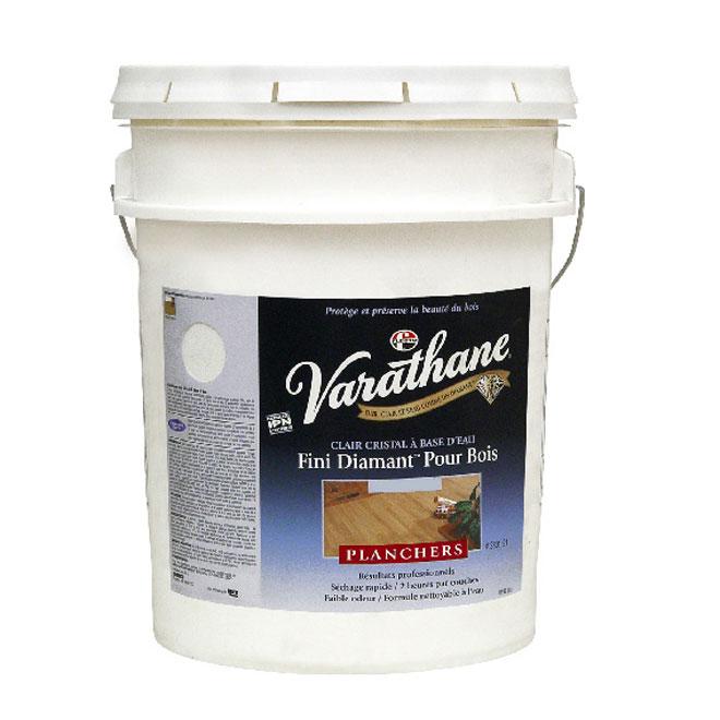 Varathane Wood Floor Finish - 18.9 lt