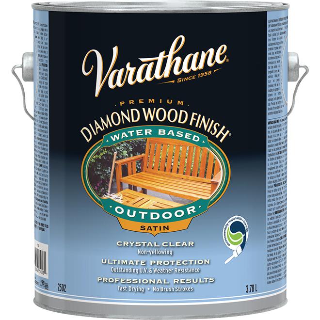 Vernis d'extérieur pour bois