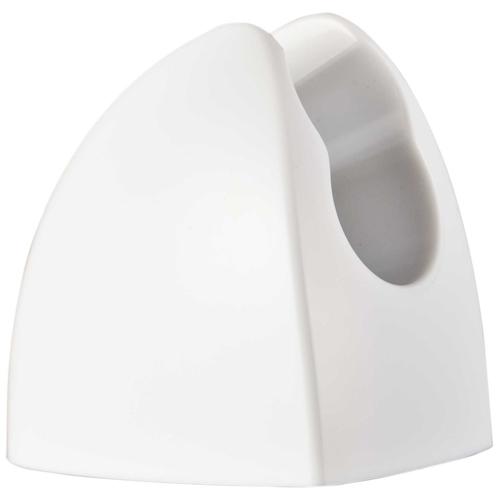 Uberhaus Hand Shower Bracket - ABS - White