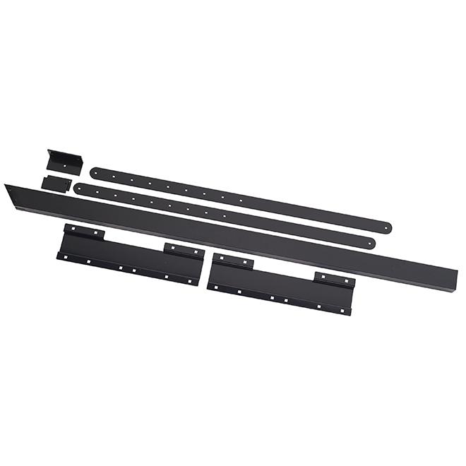 Stair Riser Connector - 54'' - Black