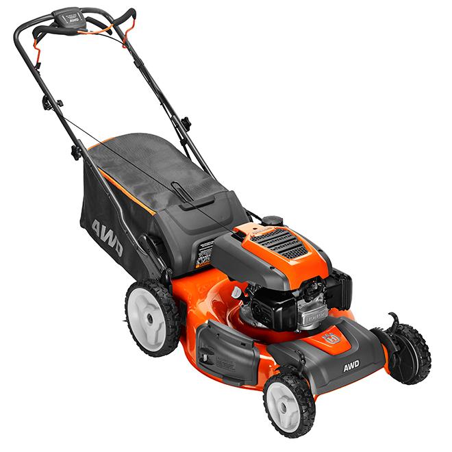 Lawn Mower - All Wheel - 190cm³ - 22''