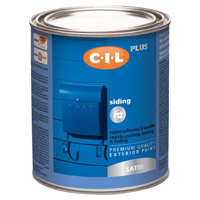 Latex Acrylic Exterior Paint