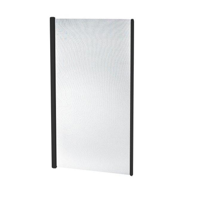 Retractable Screen - Single Door - 36'' x 79'' - Black