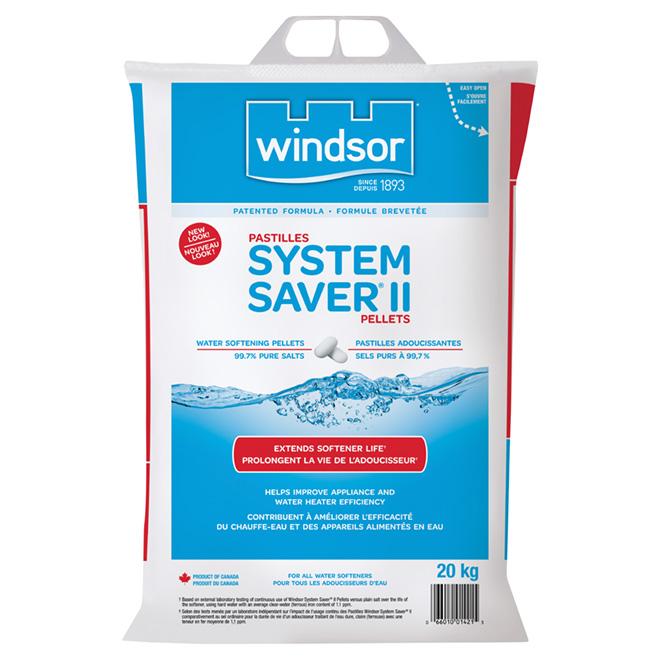 Water Softener Salt - 20 kg