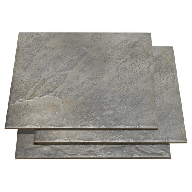 Porcelain Tiles 12 X Castelli Grey