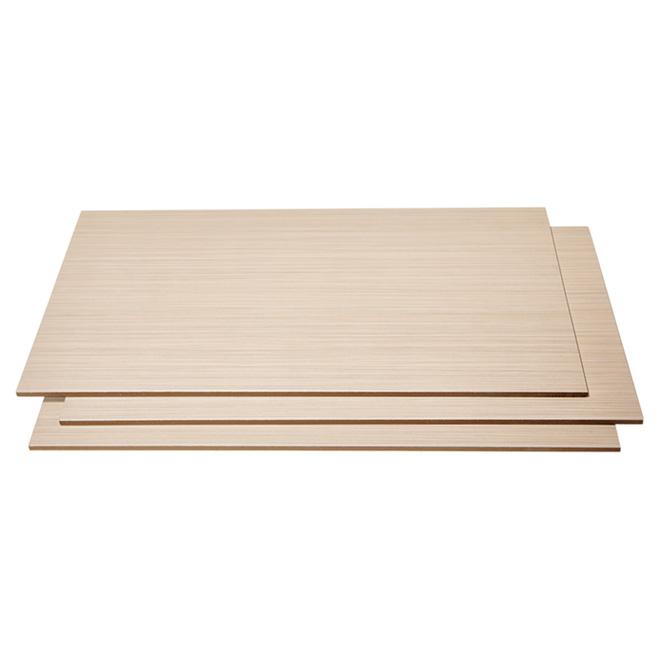 "Porcelain Tiles - 12"" x 24"" - 8/box - Crema Zen"