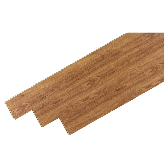 Plancher en composite, 5 po, brun