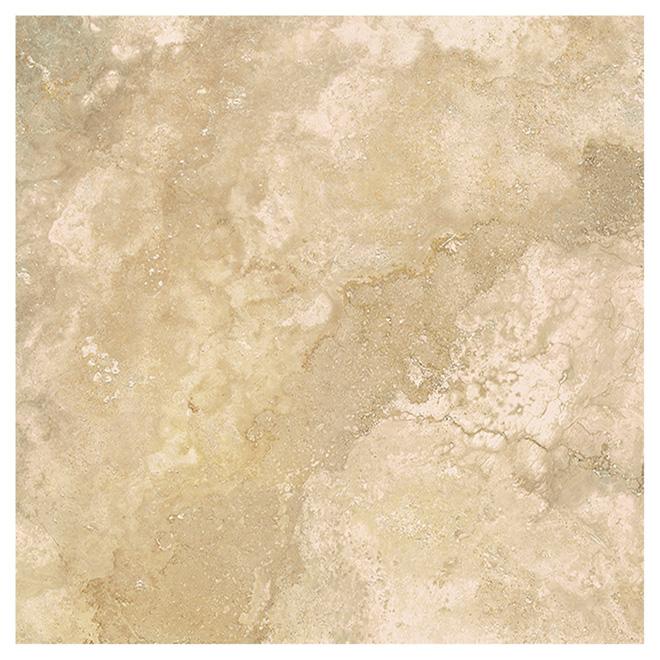 Tuiles de céramique Rapolano de Mono Serra, 12/bte, beige