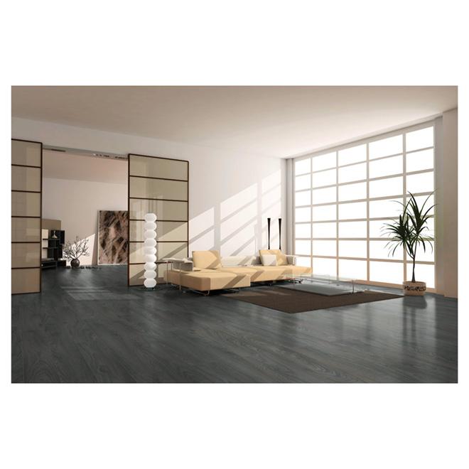 Mono Serra Laminate Flooring Hdf 1772 Sqft Dark Grey 38735