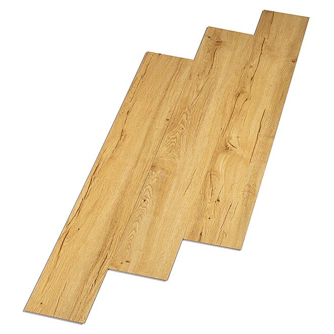 Planche de vinyle, 28,14 pi², chêne