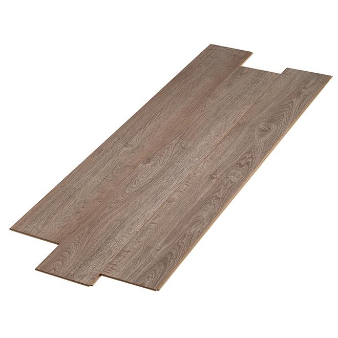 Plancher stratifié AC3 en HDF, 12 mm, beige