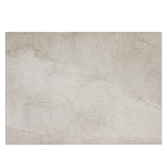 "Ceramic Tiles - 13"" x 19"" - 11/Box - Grey"