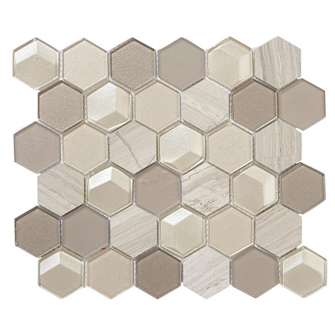 Mono Serra Mosaic Tiles 10 X 12 5