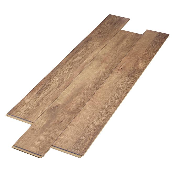 Laminate Flooring - AC3 - HDF - 12 mm - Chestnut