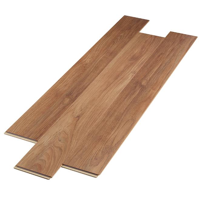Laminate Flooring - AC3 - HDF - 12 mm - Teak