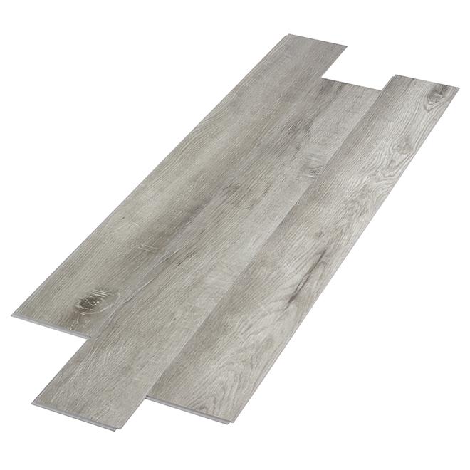 Mono Serra Vinyl Flooring - Nevada - SPC - 4 mm - Grey - 27.76 sq.ft./Box