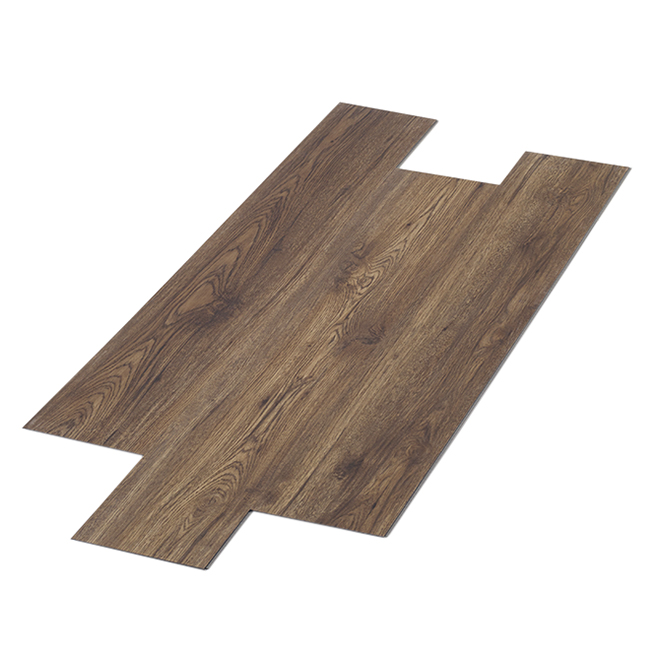 Mono Serra Vinyl Flooring - Sahara - SPC - 4.2 mm - Brown - 28.38 sq. ft/box