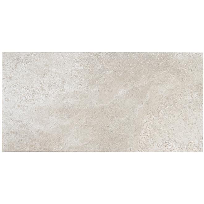 "Porcelain Tiles - Acardia - 12"" x 24"" - Grey - 7/Pk"