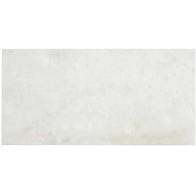 "Porcelain Tiles - 12"" x 24"" - 14.42sq.ft. - Grey - 7/Box"