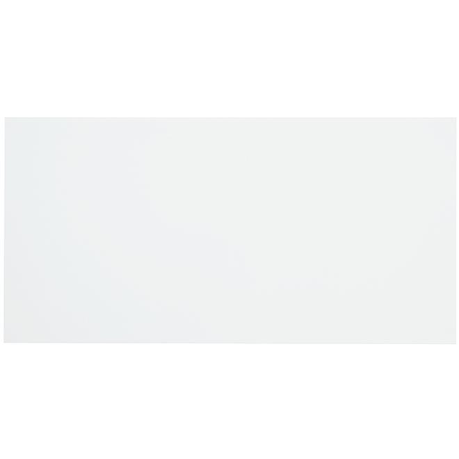 Ceramic Tiles - Wall - Glossy White - 8/Box
