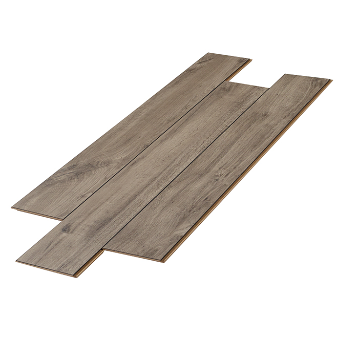 Laminate Flooring 12mm Burlington - Grey-Brown - 14.13 sq.ft.
