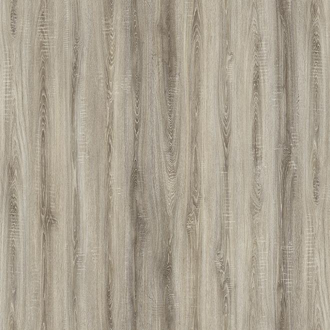Plancher stratifié, Aquastop24, HDF, 14,59 pi², gris