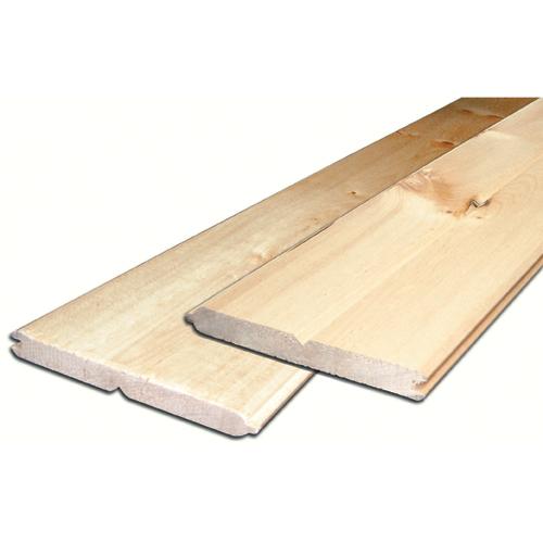 "Knotty White Pine Board - 1"" x 6"" x 6'"
