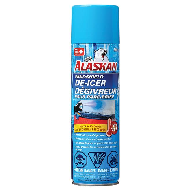 Dégivreur pour pare-brise « Alaskan »