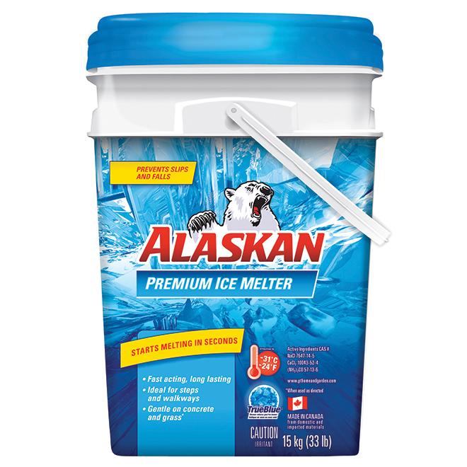 Alaskan Premium Ice Melter - 15 kg