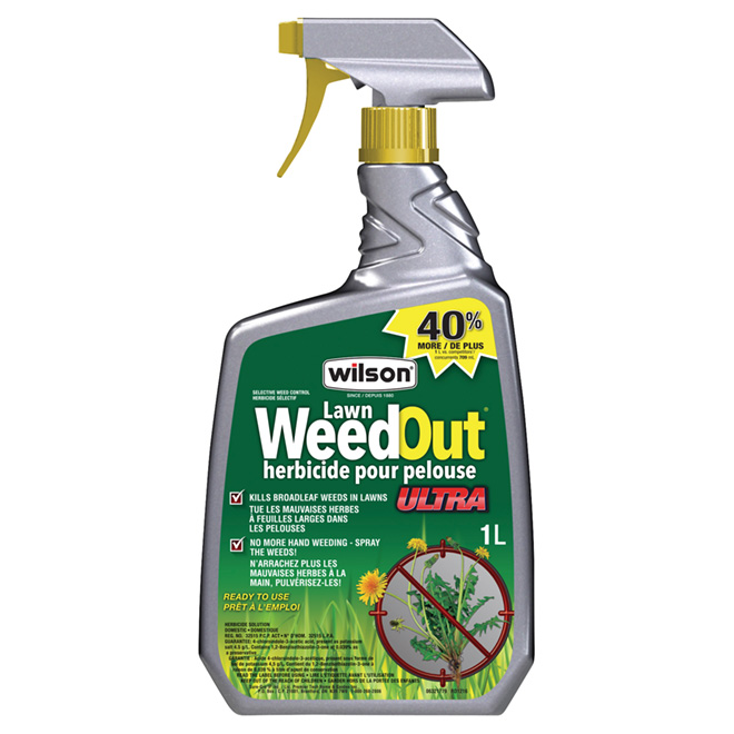 Herbicide WeedOut(MC) à vaporiser, 1 L