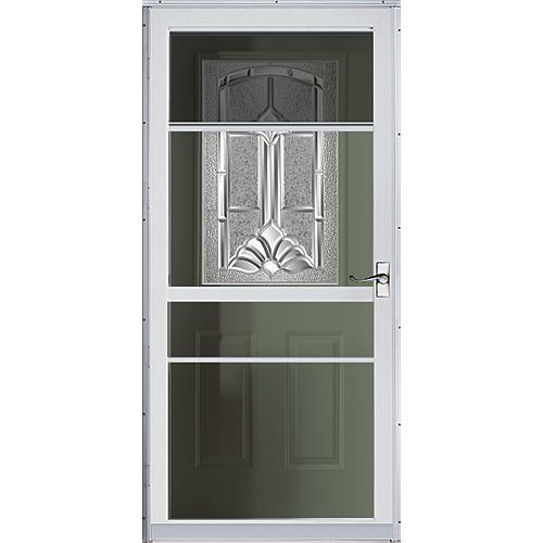 """""""Regal Deluxe"""" Aluminum Storm Door"""