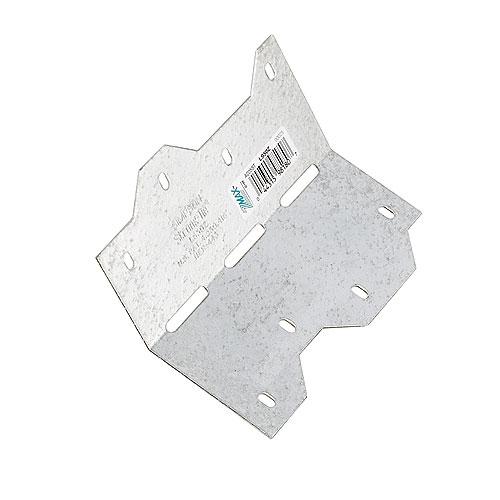 "Galvanized Steel ""ZMAX"" Angle 5"" - Box of 50"