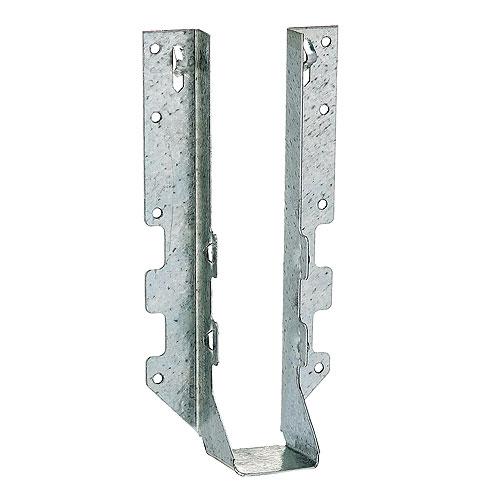 """Galvanized Steel """"ZMAX"""" Joist Hanger -  2-in x 10-in - Box of 50"""
