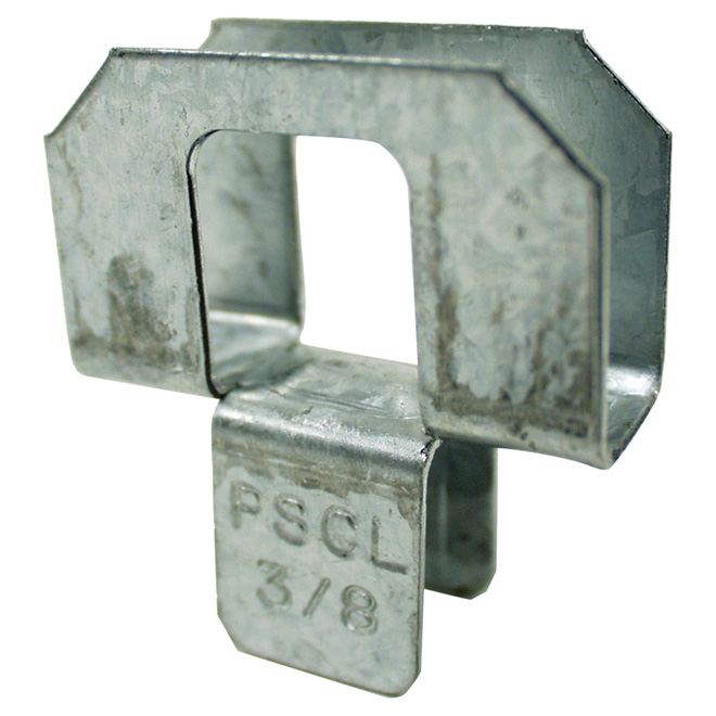 "PSCL/PSCA Roof Sheathing Clip - 3/8"" - 50/Pk"