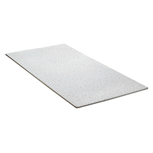 CertainTeed Grenada Ceiling Tiles - Mineral Fibre - White